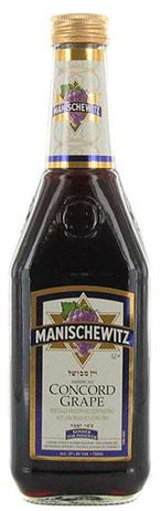 Manischewitz Concord Grape Kosher For Passover